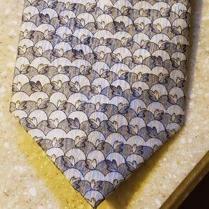 100% silk Cocktail colors tie 👔